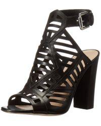 Guess Black Essty Platform Dress Sandal
