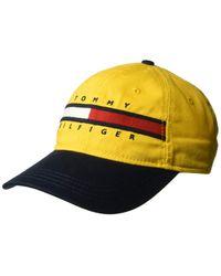 Multicolore - Taille Tommy Hilfiger pour homme en coloris Yellow