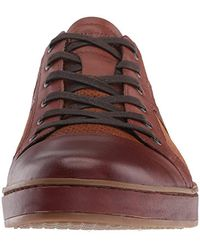 Kenneth Cole Brown Brand Wagon 2 Fashion Sneaker for men