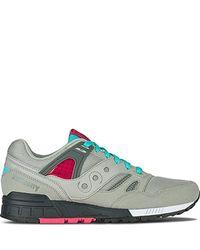 Saucony Multicolor Originals Grid Sd Sneakers for men