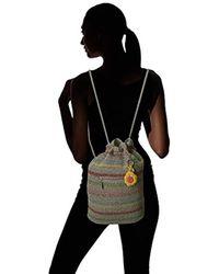 The Sak Multicolor Amberly Crochet Backpack