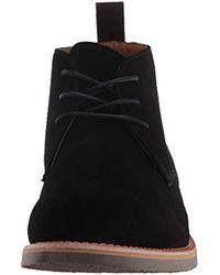 ALDO Black Alaessi Chukka Boot for men