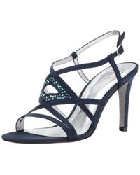 Adrianna Papell Blue Ace Pump
