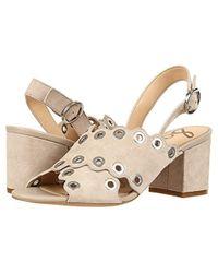 Sam Edelman Multicolor Seana Heeled Sandal