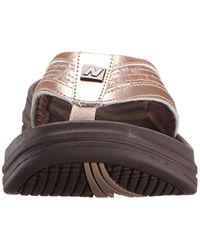New Balance Multicolor Revive Thong Sandal