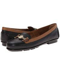 Aerosoles Black Nuwlywed Slip-on Loafer