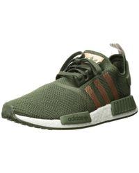 Adidas Originals Green Nmd_r1