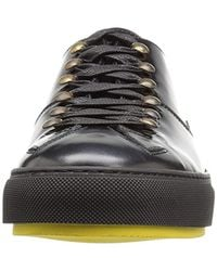 Donald J Pliner Black Colmannofw Fashion Sneaker for men