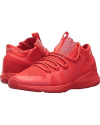 230613d1c45d68 Lyst - adidas Performance Crazytrain Pro-mid Cross-trainer-shoes in Red