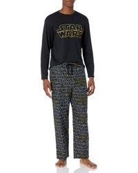Disney Marvel Family Matching Flannel Pajamas Sleep Sets Pajama di Amazon Essentials in Multicolor da Uomo