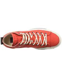 DIESEL Red Magnete Exposure I-sneaker Mid for men