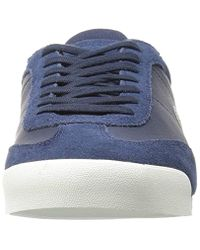 Lacoste Blue Romeau 416 1 Spm Fashion Sneaker for men