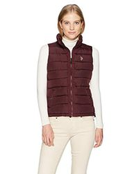 U.S. POLO ASSN. - Red Vest - Lyst