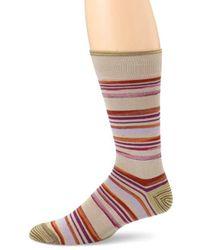 Robert Graham Multicolor Talas Sock for men