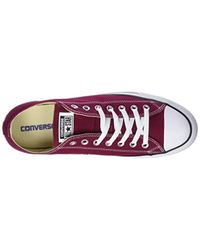 Converse - Black Chuck Taylor All Star 2018 Seasonal Low Top Sneaker for Men - Lyst