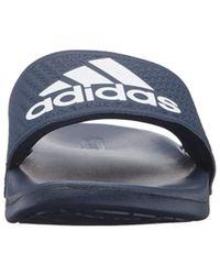 Adidas Blue Adilette Cf Ultra C Cross-trainer Shoe for men