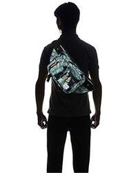 Herschel Supply Co. Black Eighteen Hip Pack for men