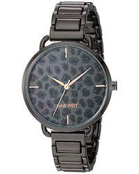 Nine West Multicolor Bracelet Watch, Nw/2409