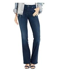 7 For All Mankind Blue Bootcut Jean