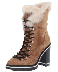 Sigerson Morrison Brown Odelia Ankle Boot