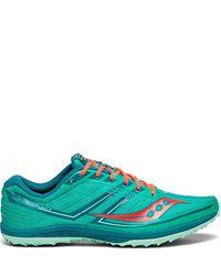 Saucony Blue Kilkenny Xc7 Flat Track Shoe