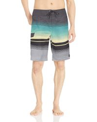 O'neill Sportswear Gray 21 Inch Outseam Ultrasuede Swim Boardshort for men