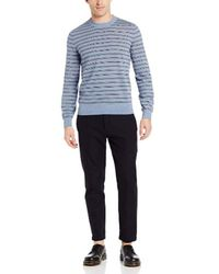 Theory Blue Laine New Sovereign Sweater for men