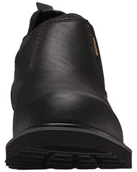 Carhartt Cms4191 Waterproof Black Romeo Soft Toe Work Boot for men