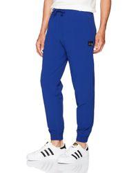 Adidas Originals Blue Bottoms Pdx Track Pants for men