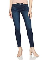 7 For All Mankind Gwenevere-Squiggle In Featherweight Radiant Blue