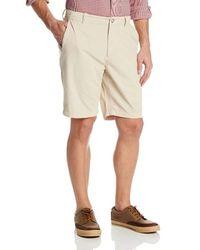 Volcom Natural Faceted Cord Short for men