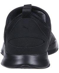 PUMA Black 's Dare Sneaker for men
