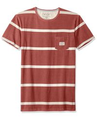 Quiksilver Red Knit for men
