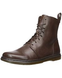 Dr. Martens Brown Danica Ankle Boot