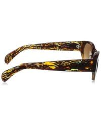 Kensie - Brown Funky Fresh Round Sunglasses - Lyst