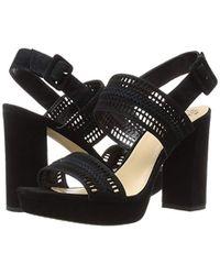 Vince Camuto Black Jazelle Platform Dress Sandal