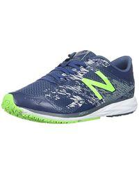 New Balance Blue Strov1 Running Shoe for men