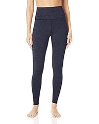 Core 10 Blue Yoga Corecomfort High Waist Full-length Legging-27