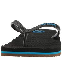 Billabong Blue Dunes All Day Sandal Flip Flop for men