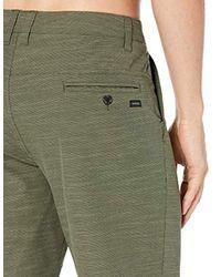 "Rip Curl Green Mirage Jackson 20"" Boardwalk Hybrid Shorts for men"