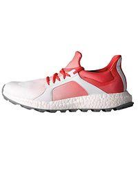 Adidas Pink W Climacross Boost Eneblu Golf Shoe