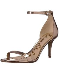 Sam Edelman Multicolor Patti Heeled Sandal