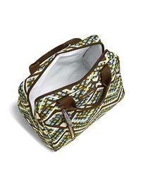 Vera Bradley Multicolor Lighten Up Lunch Cooler, Polyester
