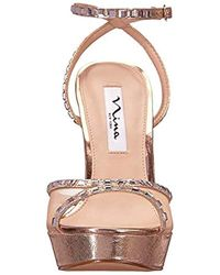 Nina Multicolor Myrna Dress Sandal