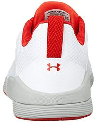 Under Armour White Charged Legend Cross-trainer Shoe for men