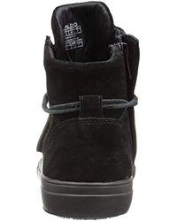 ALDO Black Alalisien Fashion Sneaker for men