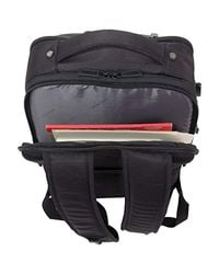 Kenneth Cole Reaction Black Eva-lasting Checkpoint Friendly 15.6 Inch Laptop Backpack With