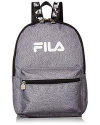 Fila Gray Hailee 13-in Backpack Fashion