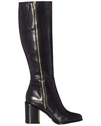 Calvin Klein - Black Camie Engineer Boot - Lyst