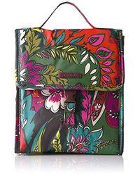 Vera Bradley Multicolor Lunch Sack, Signature Cotton